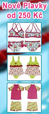 dětské boty, plavky, oblečení pro děti
